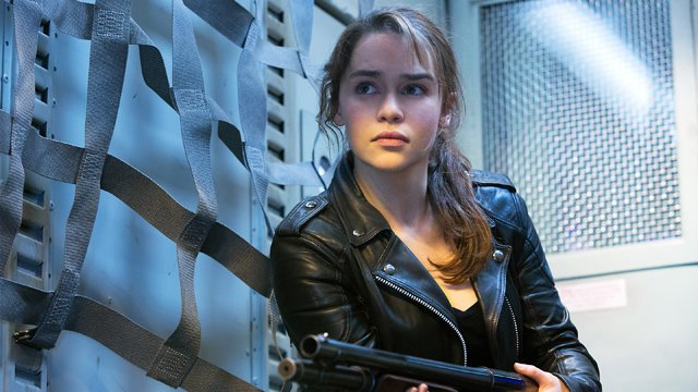 Emilia Clarke tells CS that she won't be back for more Terminator sequels.