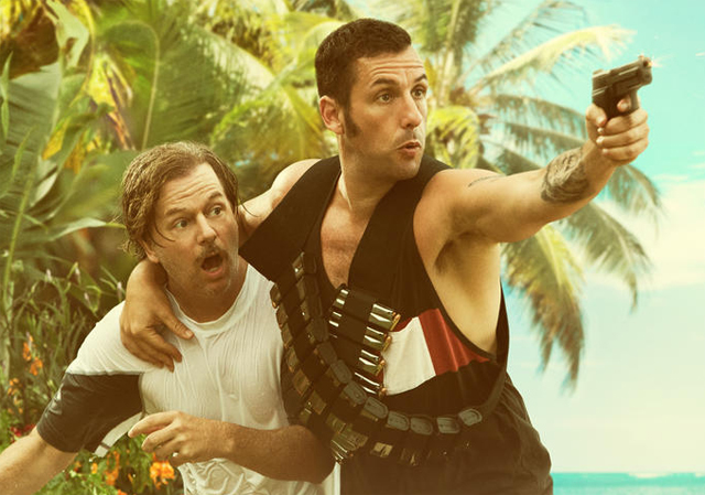 New The Do-Over Trailer & Poster: Sandler & Spade Fake Their Deaths