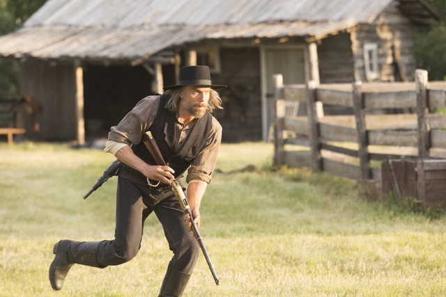 AMC's First Look at Hell on Wheels Season 5 and The American West