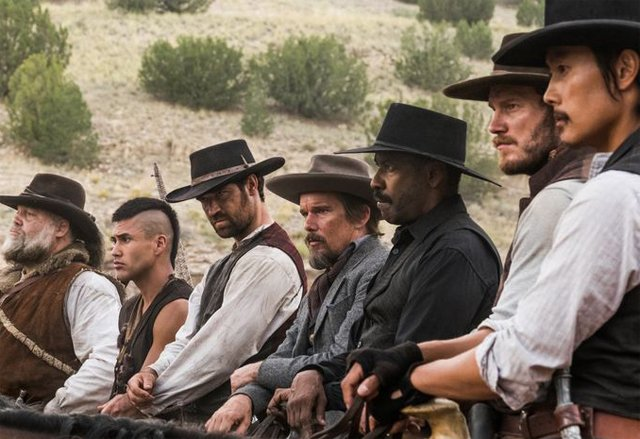The Magnificent Seven Trailer with Denzel Washington and Chris Pratt