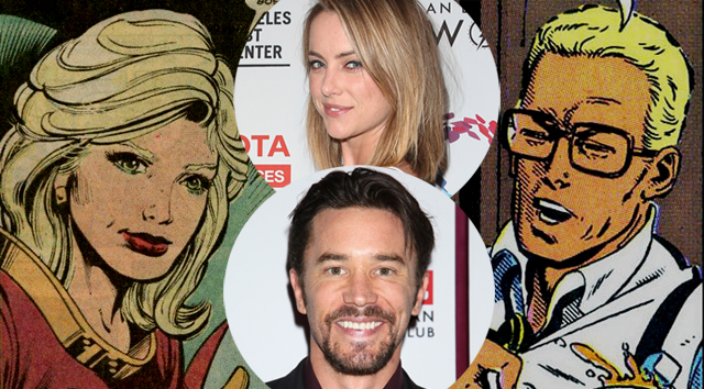 The Iron Fist cast has added Jessica Stroup and Tom Pelphrey.