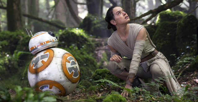 Rey's parents are not in Star Wars: The Force Awakens.