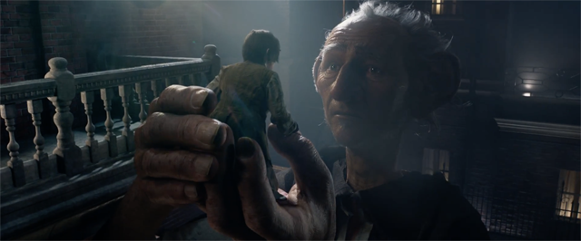 New BFG Trailer Gives Us Our First Look at the Giant World