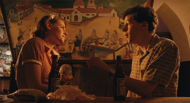 Cafe Society Trailer: Jesse Eisenberg & Kristen Stewart in Woody Allen's Latest