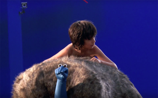 Jungle Book Behind-the-Scenes Featurette Creates a Kingdom Out of Thin Air