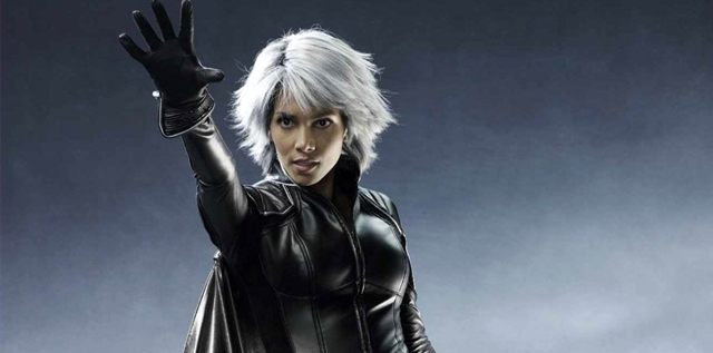 Halle Berry's multiple appearances as Storm are part of our X-Men Storm spotlight.
