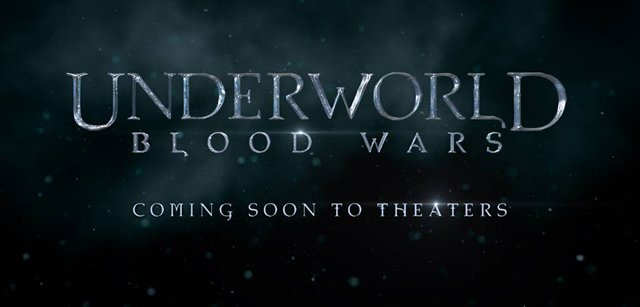 Underworld Blood Wars is the Title for the Fifth Installment