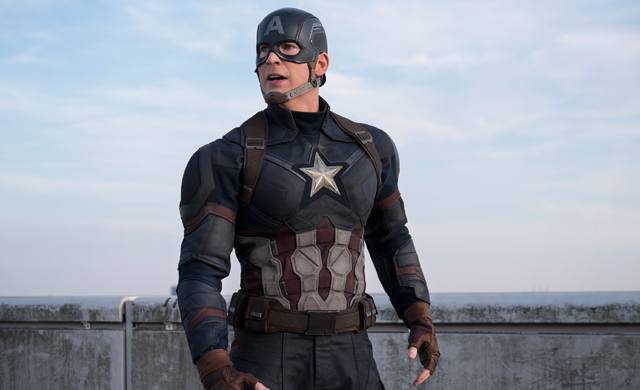 CS Video: Chris Evans on Captain America: Civil War