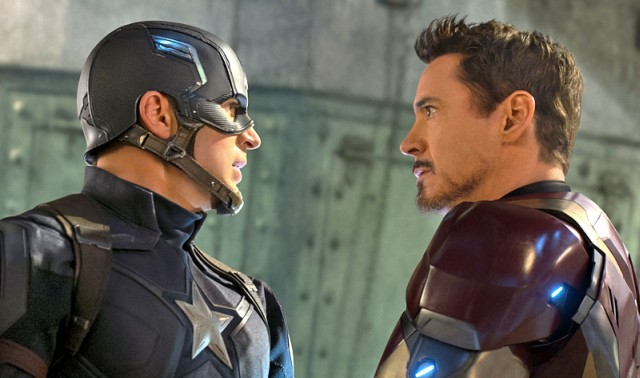Let Them Fight! Captain America: Civil War Breaks out on EW Covers