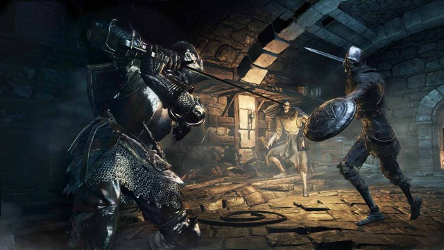 Dark Souls III is the Fastest Selling Game in Bandai Namco Entertainment America History