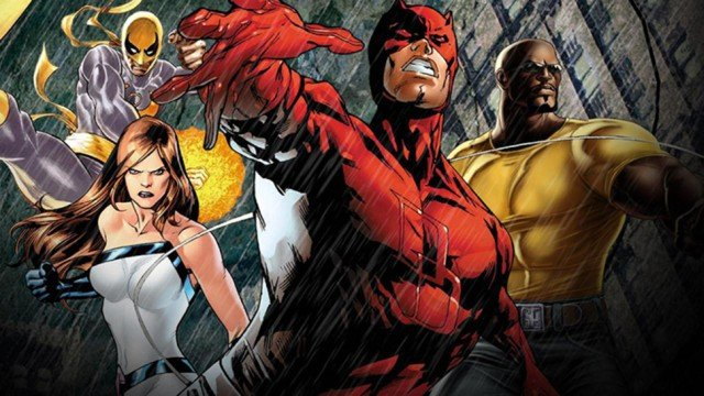 Charlie Cox Reveals The Defenders Will Begin Production This Year!