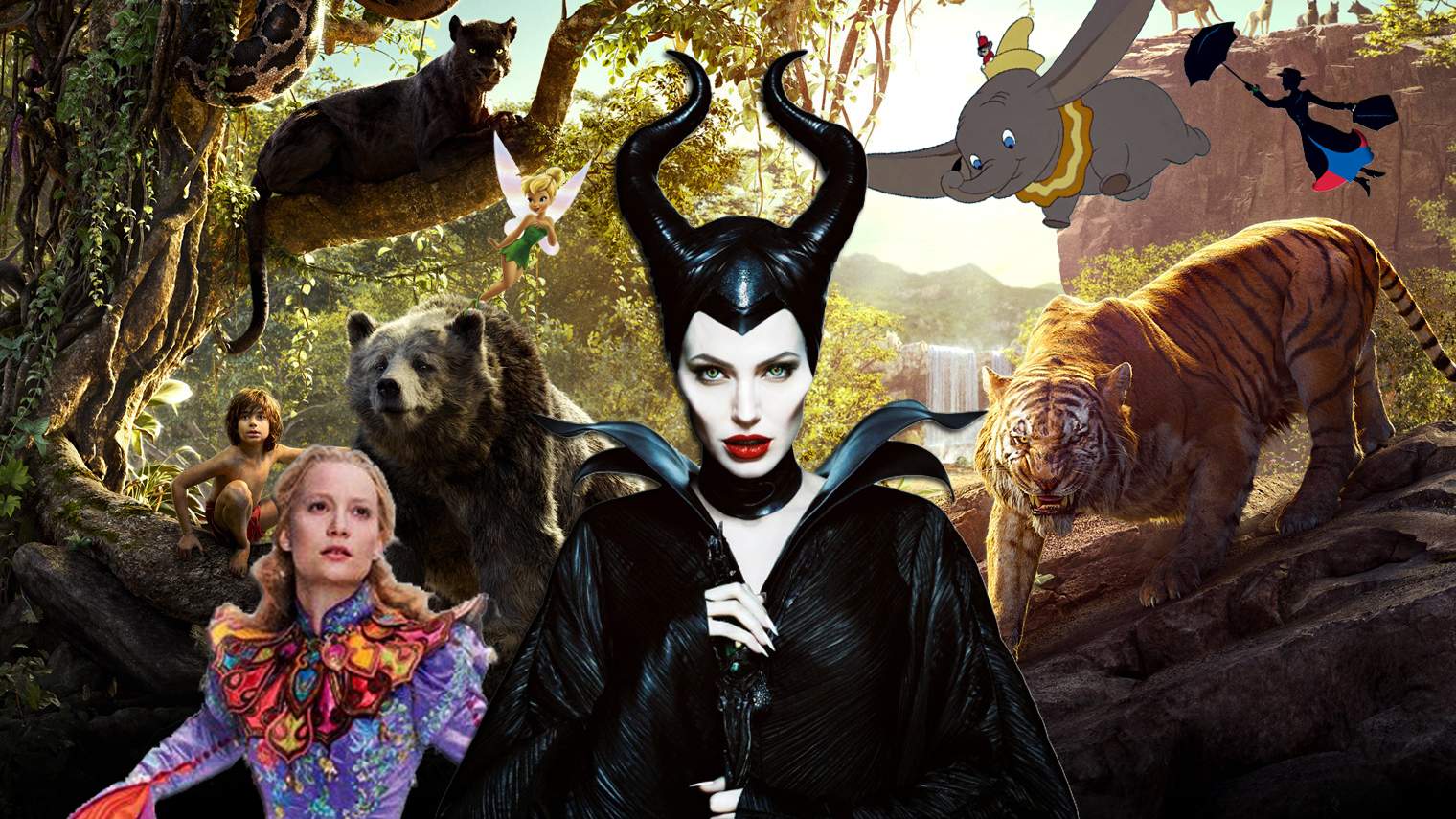 Disney announces Maleficent 2, Jungle Book 2 and more!