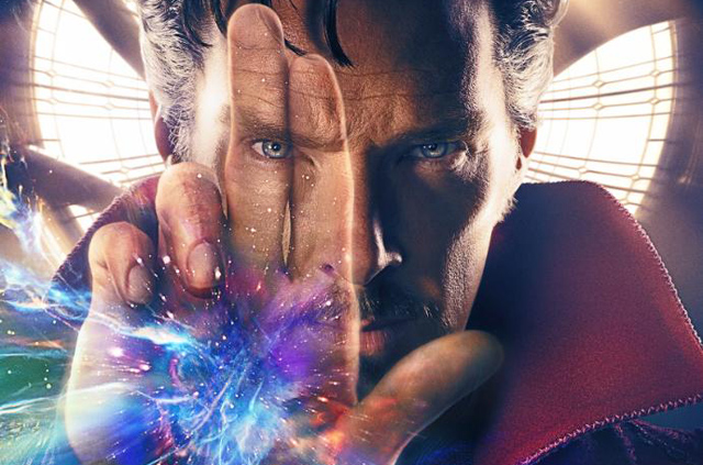 Michael Giacchino to Score Marvel's Doctor Strange
