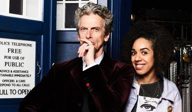 Meet the New Doctor Who Companion!