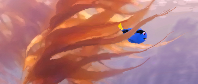 Here's lots of news about the Finding Dory movie.