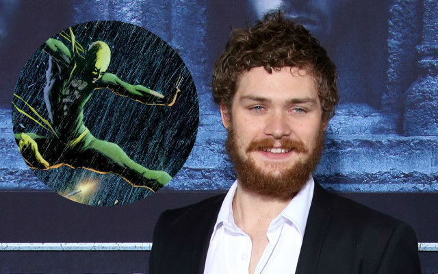 Finn Jones Talks Preparing for Marvel's Iron Fist