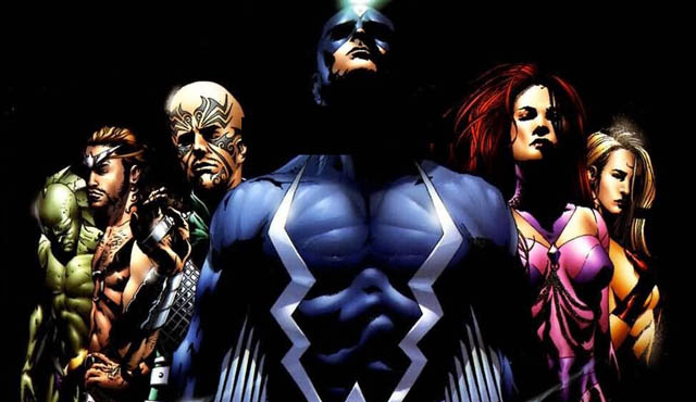 Marvel's Inhumans movie is now without a release date.