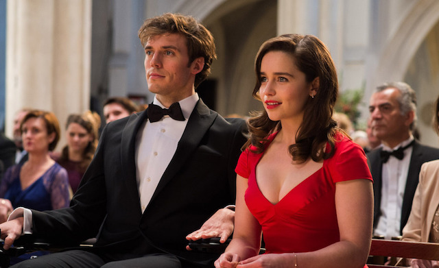 Watch a new Me Before You movie trailer.