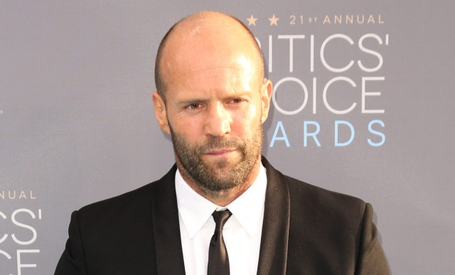 Jason Statham Set to Star in Giant Shark Movie Meg