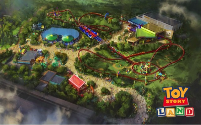 Updates on Toy Story Land and Star Wars Experiences Coming to Disney Parks