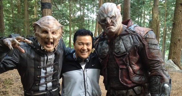 Happy First Contact Day from Star Trek Beyond!