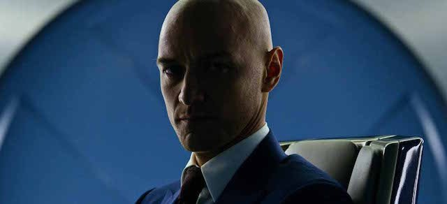 James McAvoy returns as professor X in the X-Men: Apocalypse cast.