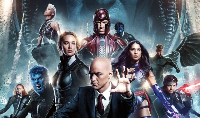 X-Men: Apocalypse IMAX Poster Brings the Whole Cast Together