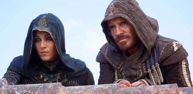 Macbeth director Justin Kurzel directs Assassin's Creed.