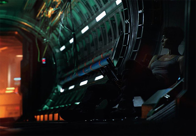 First Look at Katherine Waterston's Daniels in Alien: Covenant