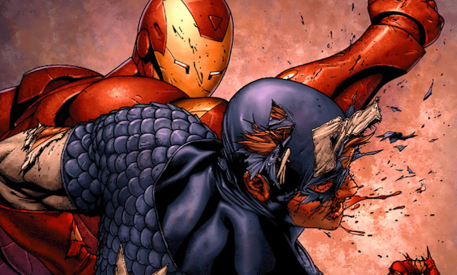 Find out what to read from the Marvel Civil War comics.