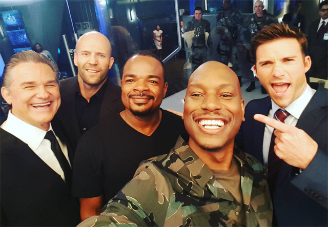 New Fast 8 Video Has Dom's Whole Crew Together Again