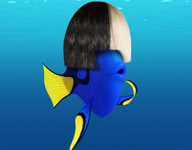 Watch Sia Perform Unforgettable from the Finding Dory Soundtrack
