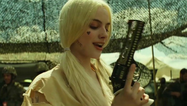 Margot Robbie and David Ayer Talk Harley Quinn in Suicide Squad