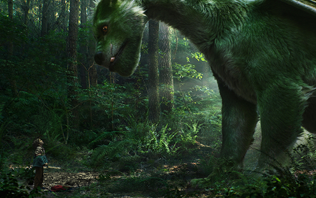 The new Pete's Dragon movie trailer Breathes New Fire Into an Old Tale.