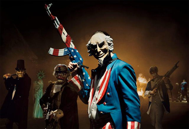 New The Purge: Election Year Trailer is Caucusing to Kill
