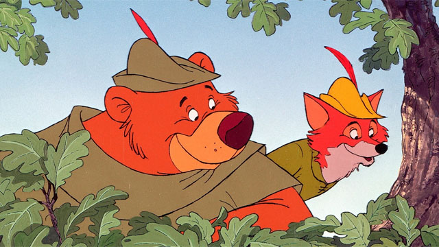 The Best Disney Movies on Netflix: Robin Hood