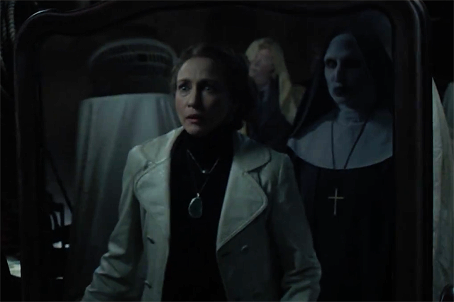 Conjuring 2 Featurette Shows How James Wan Builds Scares