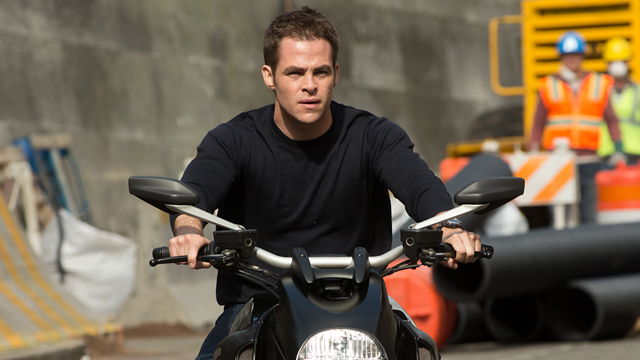 Jack Ryan: Shadow Recruit is another on the list of Chris Pine movies.