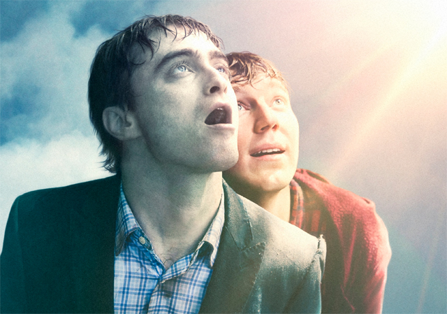 Daniel Radcliffe and Paul Dano in the Red Band Swiss Army Man trailer