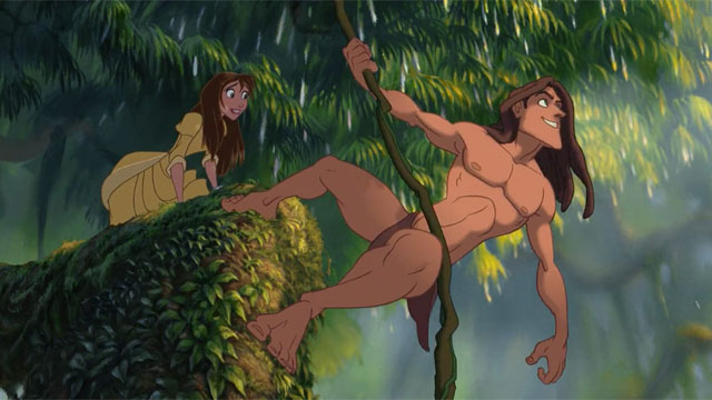 The Best Disney Movies on Netflix: Tarzan