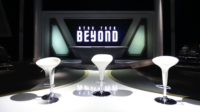 The Star Trek Beyond Fan Event revealed a whole lot.