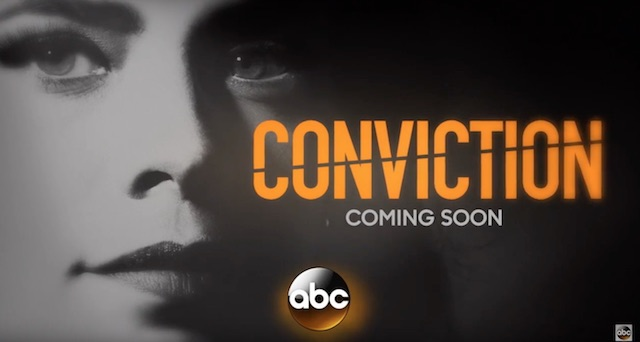 Conviction is another of the ABC 2016 series.