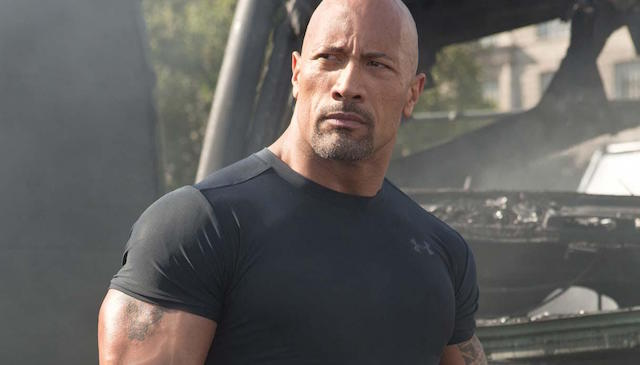 Here's a list of great Dwayne Johnson movies!