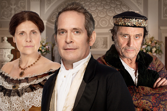 Julian Fellowes' Doctor Thorne Will Premiere on Amazon Prime