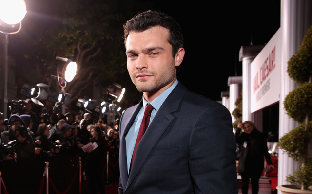 Alden Ehrenreich Cast as the Young Han Solo!