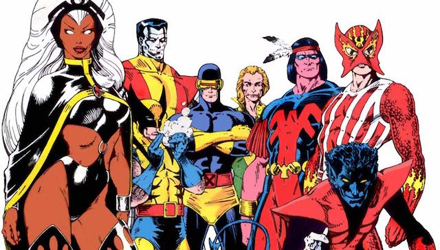 Here's a list of X-Men movies that we want to see.