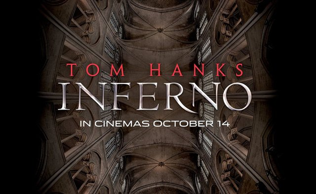 International Poster for Sony Pictures' Inferno