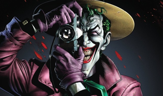 Special Features for Batman: The Killing Joke Blu-ray Revealed