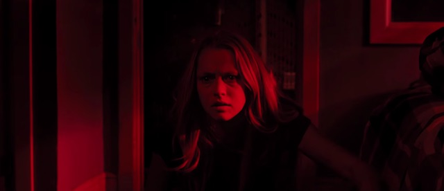 Teresa Palmer stars in the Lights Out movie.