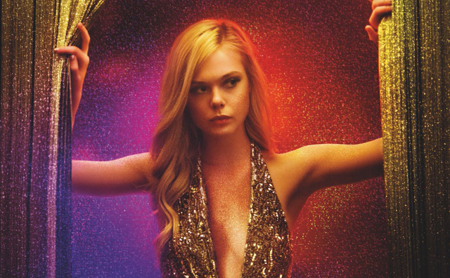 The Neon Demon Poster Featuring Elle Fanning